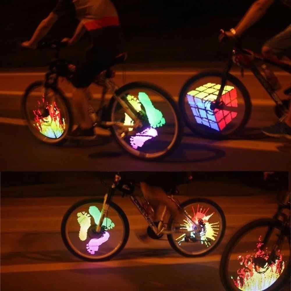Led lights for bicycle spokes 3d