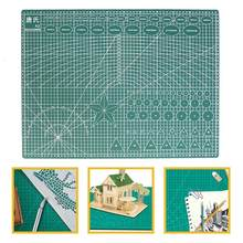 A2 PVC Cutting Mat Patchwork Cutting Pad Durable Cutting Board Tools for Quilting Double-Sided Paper Mat DIY Craft Accessories(China)