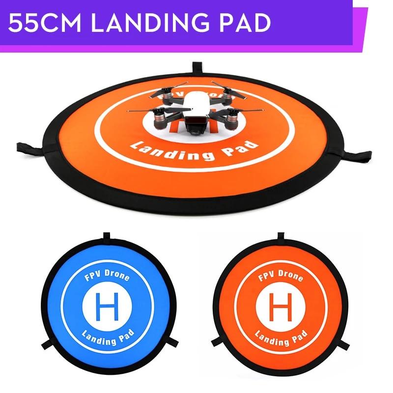 55cm Fast-fold Landing Pad Universal Parking Apron For DJI Mavic Spark Drone uh