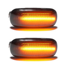 2 pieces Led Dynamic Side Marker Turn Signal Light Sequential Blinker Light For Audi A3 S3 8P A4 S4 RS4 B6 B7 B8 A6 S6 RS6 C5 C7