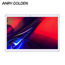 Brand New Tablet pc 10 Inch Phone Call Android 8.1 Deca Core Tablet pc Dual WiFi GPS FM Bluetooth 4GB 64GB Tablet 8000MAh GPS teclast tbook11 10 6 win10 android5 1 4gb 64gb 2in1 tablet black