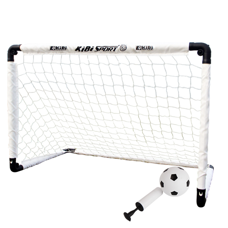 115cm Large Size Portable Folding Children Football Net Door Sports Toys Set Football Gifts For Boys And Girls