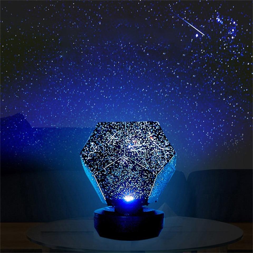 Bring a romantic starry night
