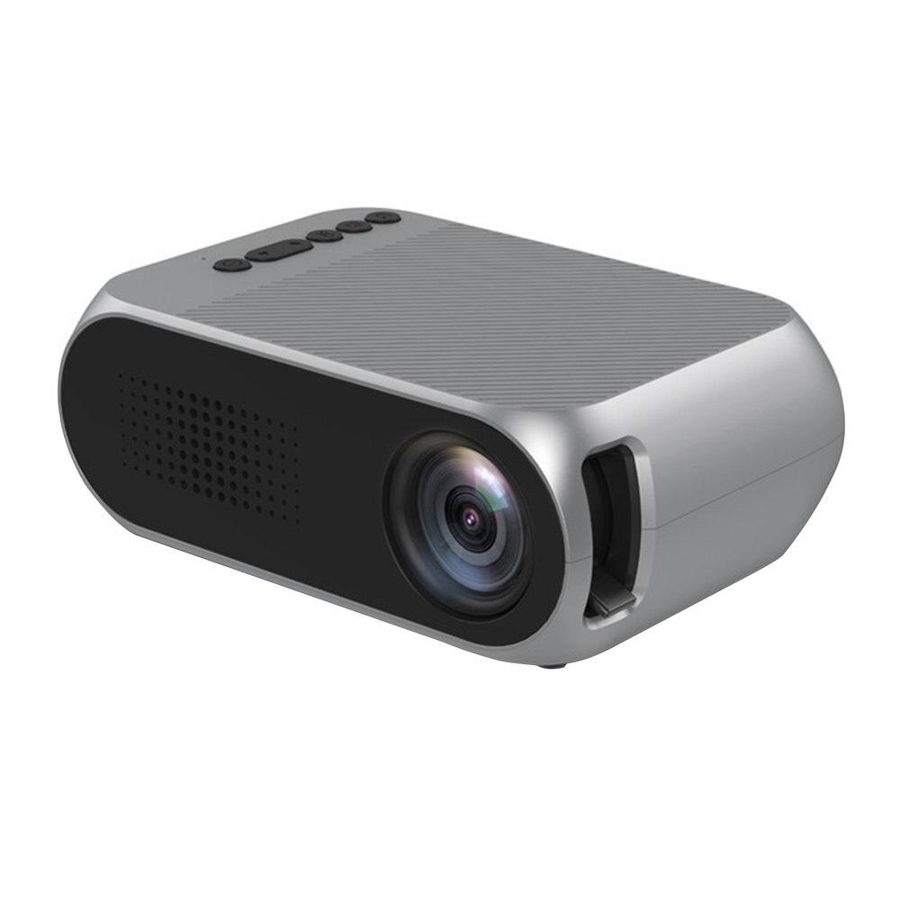 Mini projecteur mise à niveau portable projecteur Led projecteur Audio HDMI USB Mini projecteur Home cinéma lecteur multimédia projecteur