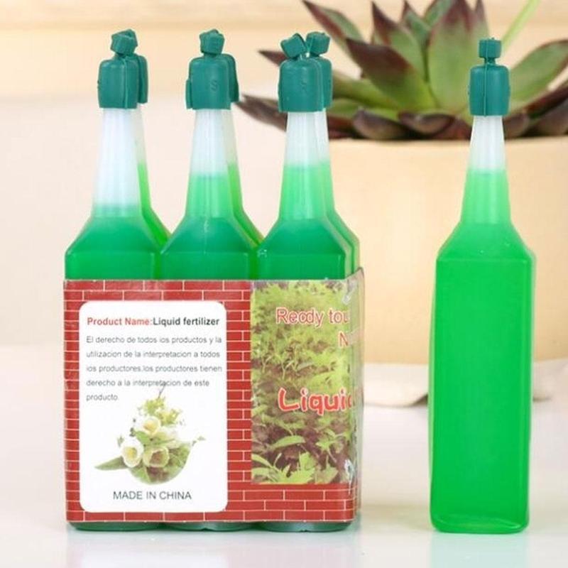 Гидропонный растительный питательный раствор удобрение богатый бамбуковый цветок удобрение в горшках зеленый концентрированный семена листвы удобрение