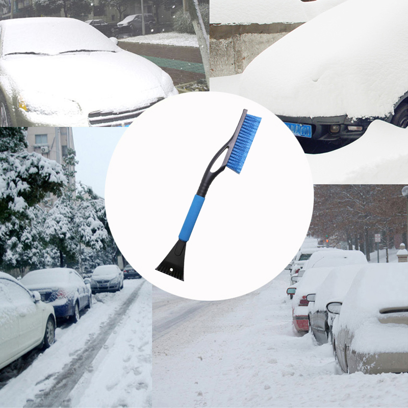 NEW 2019 NEW High Quality Car Vehicle Snow Ice Scraper Snow Brush Shovel Removal Brush Winter Tools For The Car