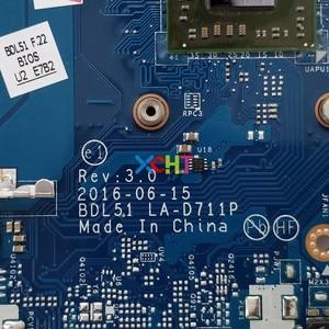 Image 5 - Dùng Cho HP 15 B 854962 601 854962 501 854962 001 BDL51 LA D711P Tái Bản: 1.0 UMA A8 7410 Laptop Bo Mạch Chủ Mainboard Kiểm Nghiệm