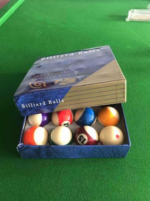 Full Size 57mm Billiard Ball Set 6