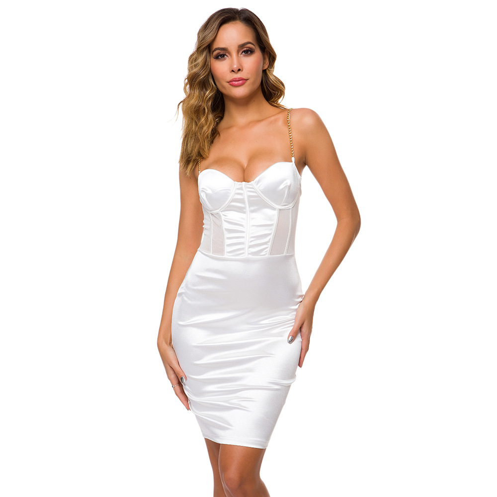 2020 Sexy Hollow Out Suit-dress women summer Dress fashion woman clothes