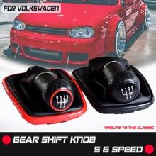 Рычаг переключения передач для VW Golf GTi MK4 R32 Bora Jetta сиденье для Polo CORDOBA INCA IBIZA MT 5 6 Speed