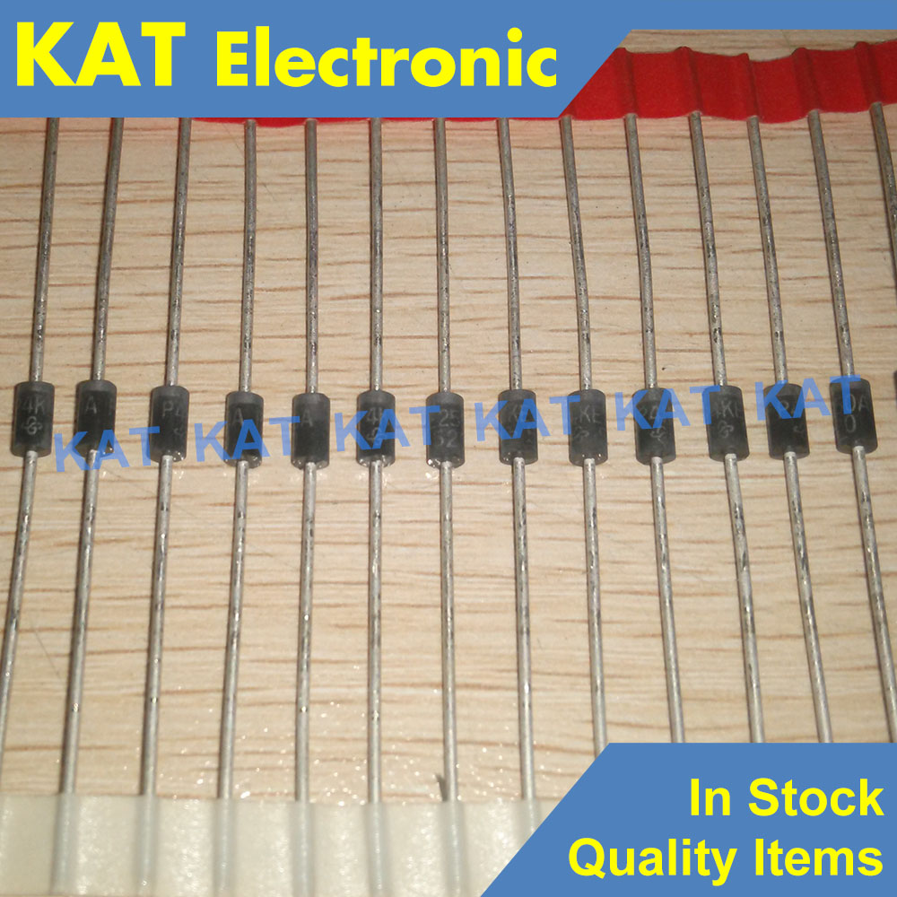 10PCS/Lot P4KE250A P4KE250A-E3 DO-41 TRANSZORB Transient Voltage Suppressors