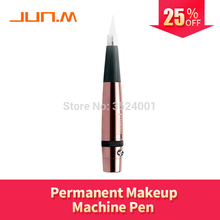 Permanent Makeup Eyebrow Tattoo Machine Micropigmentation Dermograf Tool For Lip Semi-Permanent