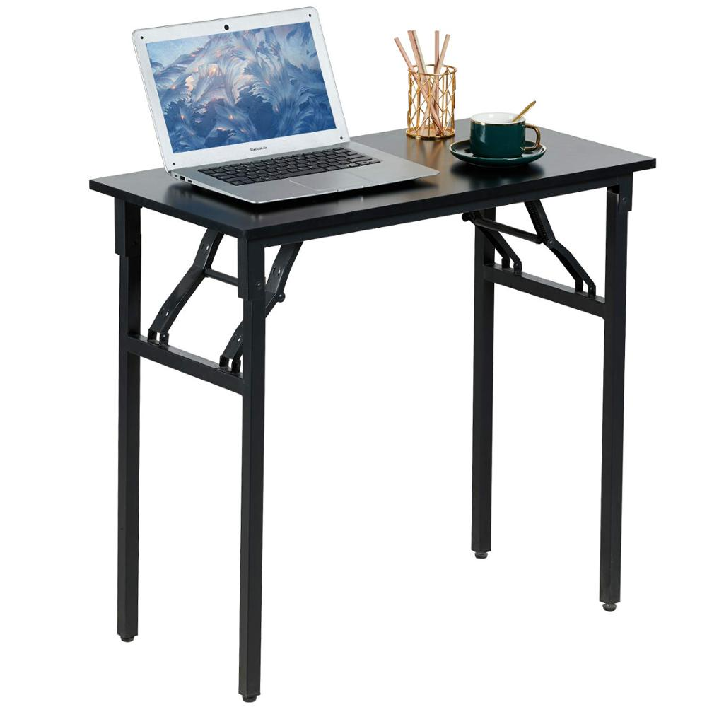 Small Folding Table Computer Desk 31.5