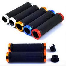 1 pair High quality Bike Bicycle Handlebar Cover Grips Smooth Soft Rubber handlebar cover handle bar end for