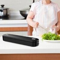 HOT! Vacuum Sealing Machine Home Best Vacuum Sealer Fresh Packaging Machine Food Saver Vacuum Packer