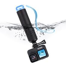 Water Floating Hand Grip Handle Mount Float accessories for Go Pro Gopro Hero 9 8 7 6 5 4 Xiaomi Yi 4K SJ4000 Action Camera