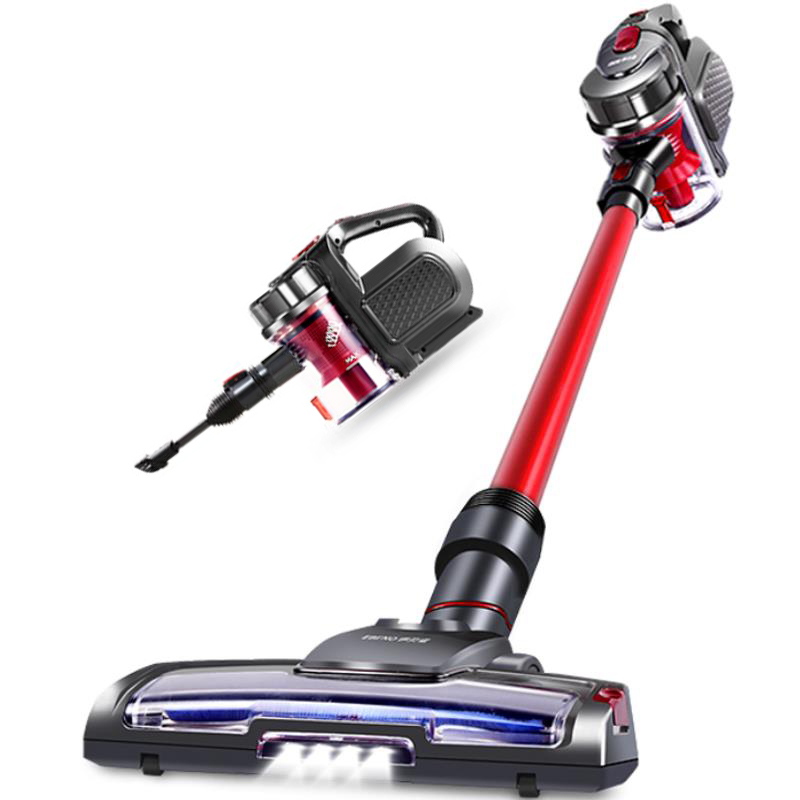 Wireless Vacuum Cleaner Household Vaccum Cleaner 9000Pa Super Suction High Power Sweeper Handheld
