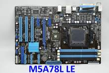 Para ASUS M5A78L LE AM3 + AMD 760G DDR3 placa base(China)