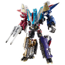 TFC Transformation Hades Liokaiser Combine 6 IN 1 Action Figure Collection Robot Toys