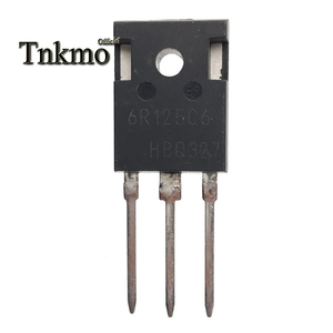 Image 4 - 10PCS IPW60R125C6 6R125C6 TO 247 IPW60R125P6 6R125P6 TO247 30A 600V Power MOS Transistor free delivery