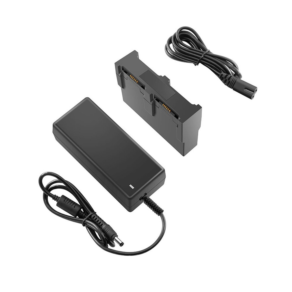 Charger For DJI Spark Drone Fast Charging Hub AU UK Plug Multi Battery 4 Ports Travel Charger Travel Transport Outdoor Charger