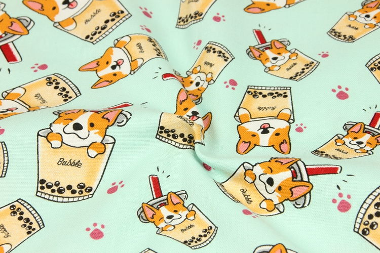 Thick Cotton Fabric 008