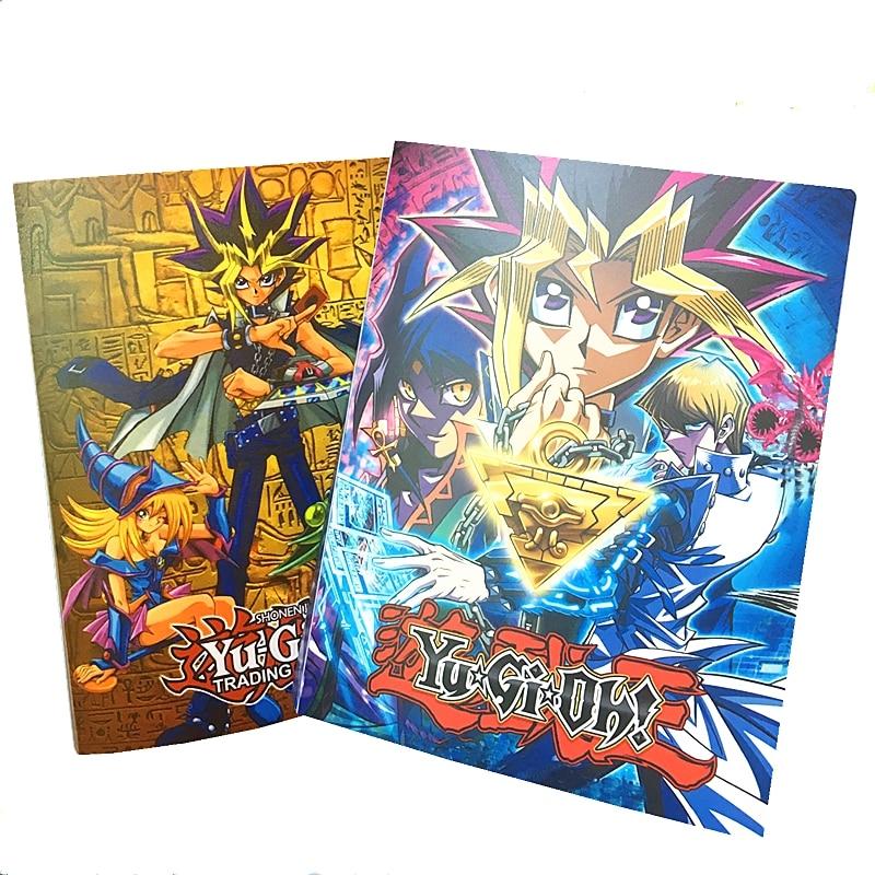 Yu Gi Oh Dragon Ball Card Collection Book Card Storage Finishing