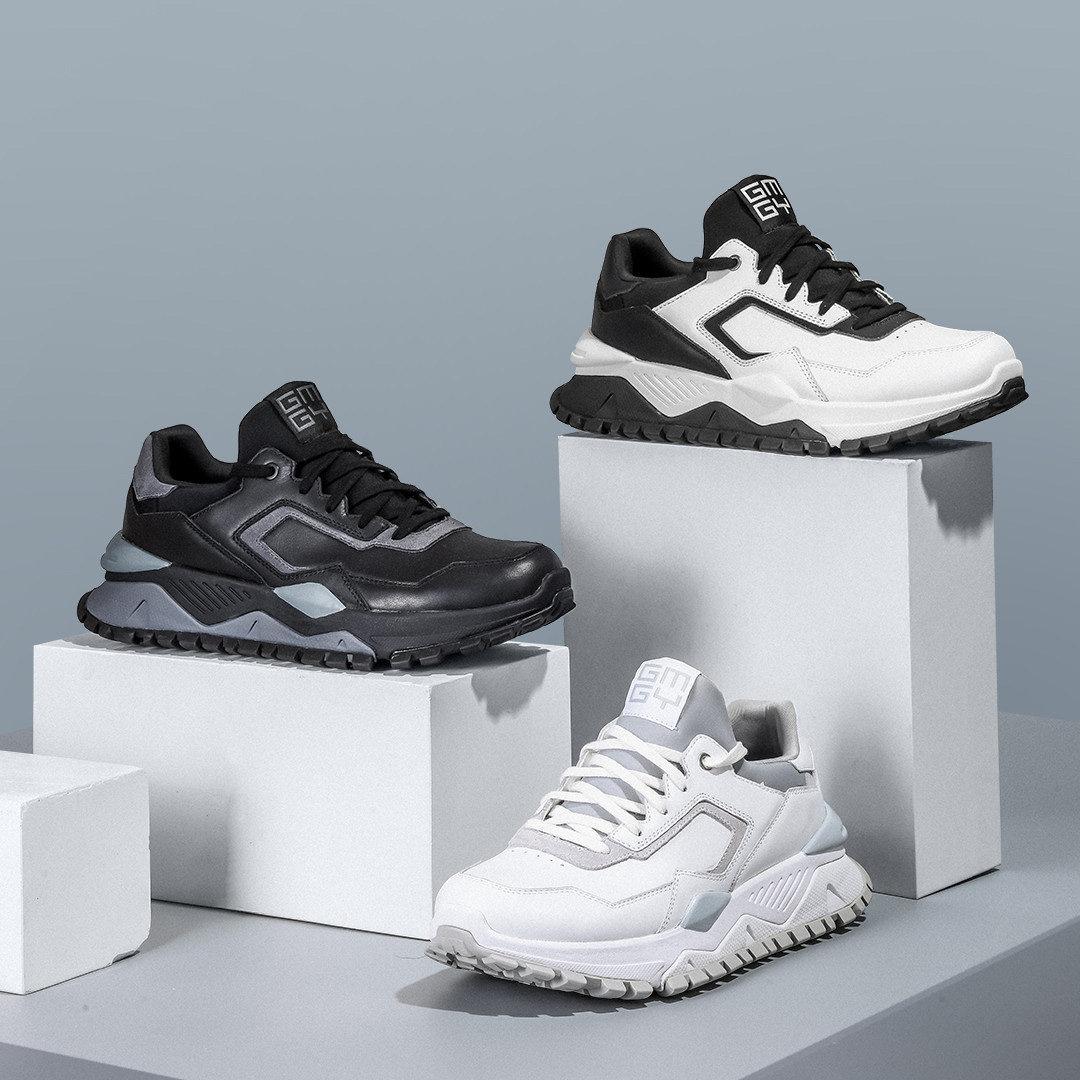 Xiaomi YOUPIN Mijia GMGY haute rue mode papa chaussures - 1