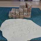 Hand Carved Wooden S...