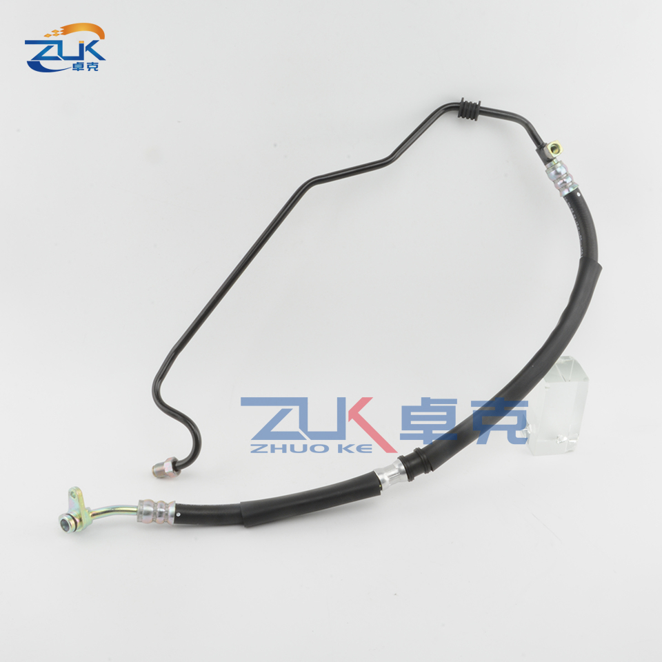 Image 2 - ZUK Good Power Steering Feed Pressure Hose For HONDA ACCORD CM4 CL7 2.0L CM5 CL9 2.4L 2003 2007 For TSX 2004 2008 53713 SDC A02-in Power Steering Pumps & Parts from Automobiles & Motorcycles