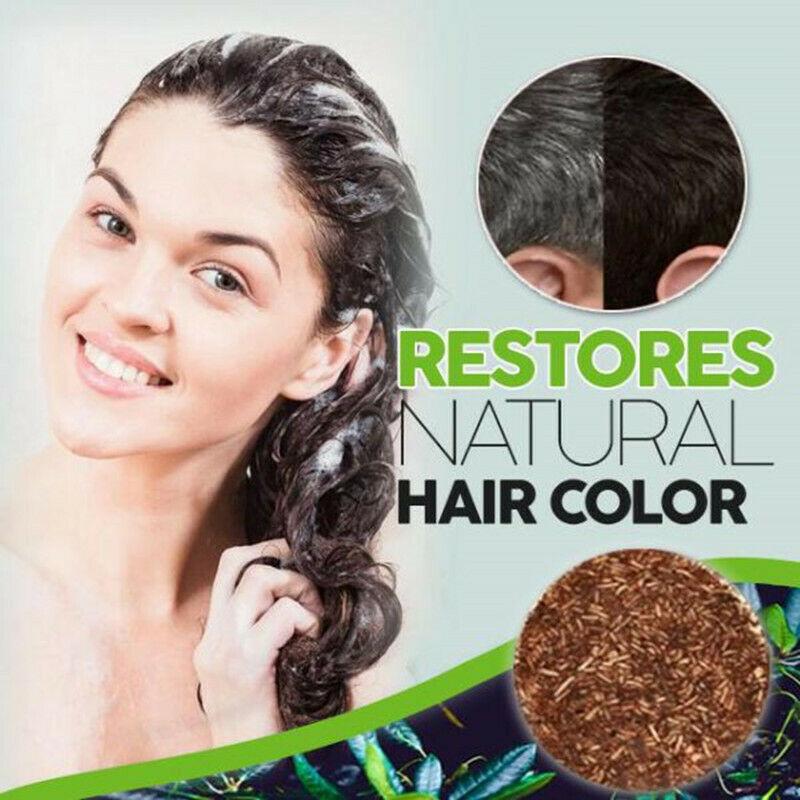Hair Darkening Shampoo  Natural Organic Conditioner and Repair 1 Box 1