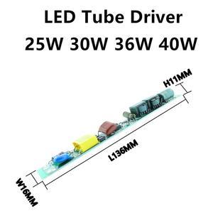 Image 5 - 28W 30W 34W 36W świetlówka LED sterownik 300mA 320mA 350mA 380mA 400mA 420mA 450mA zasilanie 110V 220V T5 T8 T10 transformator oświetleniowy