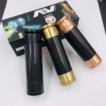 Avid lyfe mod AV w stanie MOD nieograniczone Mod z włókna węglowego mechaniczny Mod 510 gwint 18650 baterii AV w stanie Mech Mods darmowa wysyłka tanie i dobre opinie SUB TWO NONE DE (pochodzenie) mod mechaniczny RDA RBA RDTA Metal 1300 mAh Carbon Fiber AV ABLE MOD silver brass copper 24mm