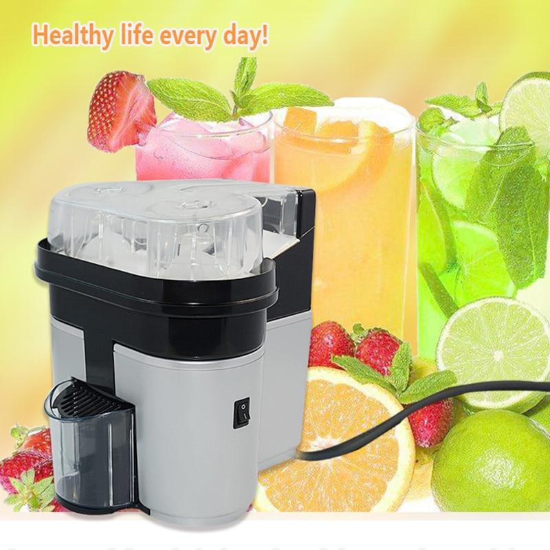 Quick And Easy Extrusion Oranger Juicer Machine Home DIY Juice Machine Double Juicer Lemon Juice UK Plug