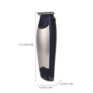 Image 5 - Surker שיער קוצץ חשמלי גוזם USB נטענת תספורת מכונה זקן גוזם שיער Removel בארבר שיער חיתוך כלי