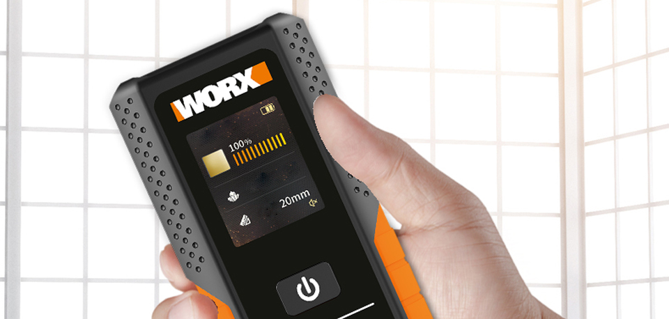 Worx Multifunctional Wall Detector