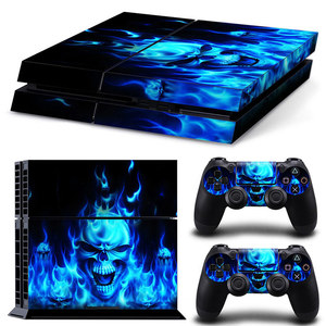 Image 2 - Multi Design For PS4 Vinyl Skin Sticker Cover For PS4 Playstation 4 Console + 2 Controller Decal Game Accessories