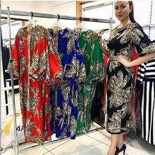 Африканское платье халат Африканский платье одежда традиционное женское платье для леди