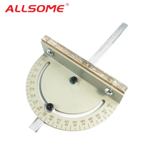 Original Router Miter Gauge Table Saw Ruler for T4 T5 T6 Mini Table Saw Handmade Woodworking Bench Lathe