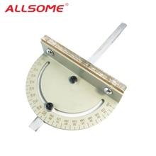Régua de serra original roteador, medidor de mesa, para t4 t5 t6, mini serra de mesa, artesanal, torno de banc de madeira