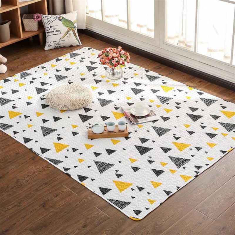 Children's Carpet Baby Play Mat Cotton Kids Rug Puzzle Crawling Pad Developing Playmat Blankets Toys For Kids Room Nursery Decor