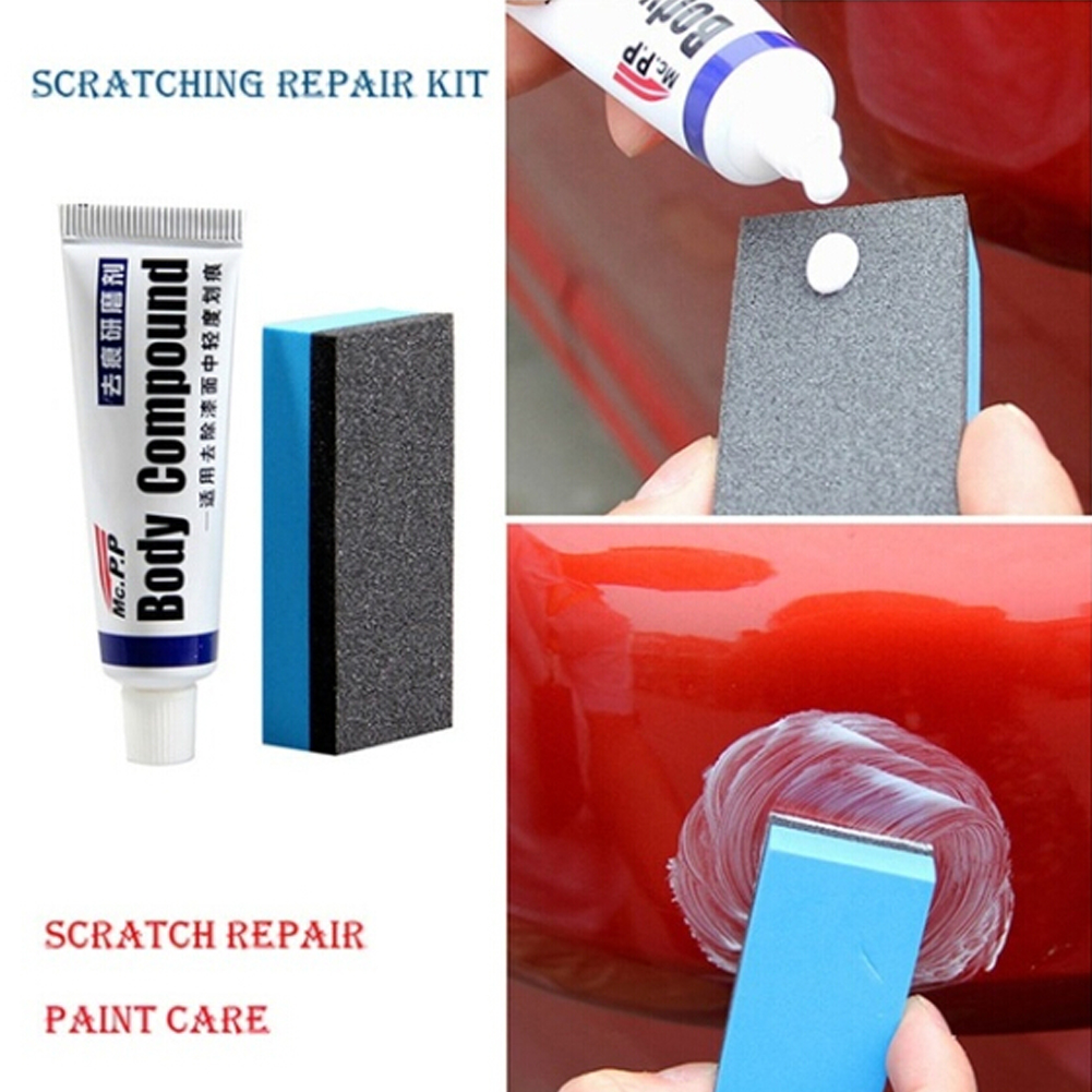 Professional Vehicle Scratching Remover Repair Car Wax Strong Decontamination Spot Rust&Tar