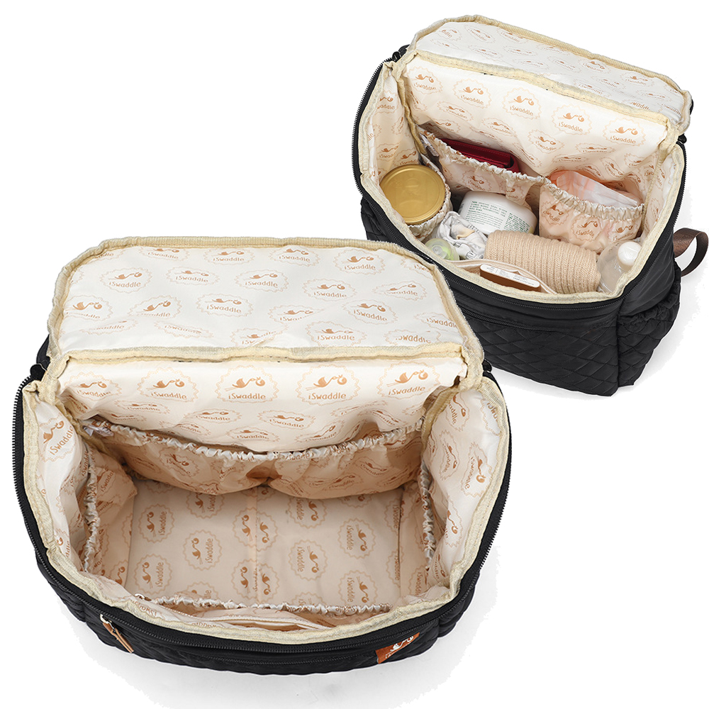 Image 5 - Baby Diaper Bag Backpack+Changing Pad+Stroller StrapsDiaper Bags   -