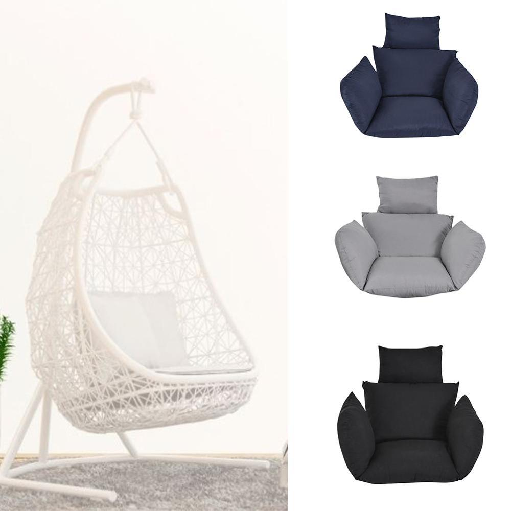 Hammock Chair Cushions Swinging  Soft Cushions Seat Bedroom Hangmat Hanging Chair Cushions Garden Outdoor ( just cushion )