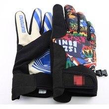 Men Waterproof Ski Gloves Women Winter Outdoor Warm Five Finger Ski Gloves Double Board Guanti Moto Sports Entertainment EF50ST