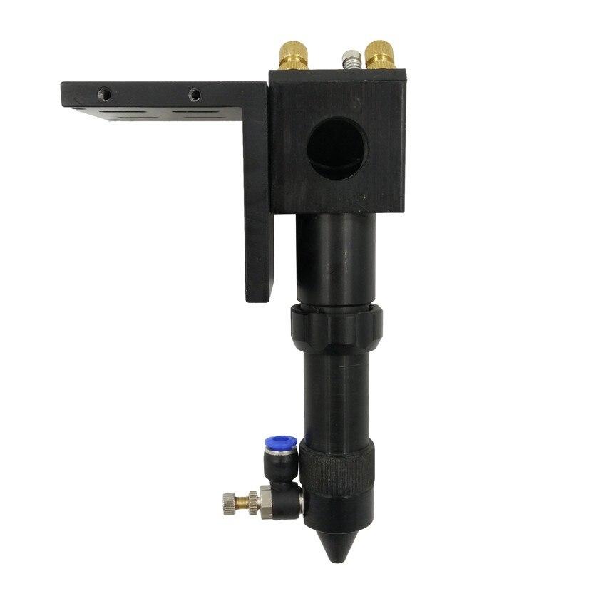 レーザーヘッドのためのフォーカスレンズ Dia.20 FL.50.8 63.5 CO2 レーザー彫刻と切断機とミニレーザースタンプ機 -