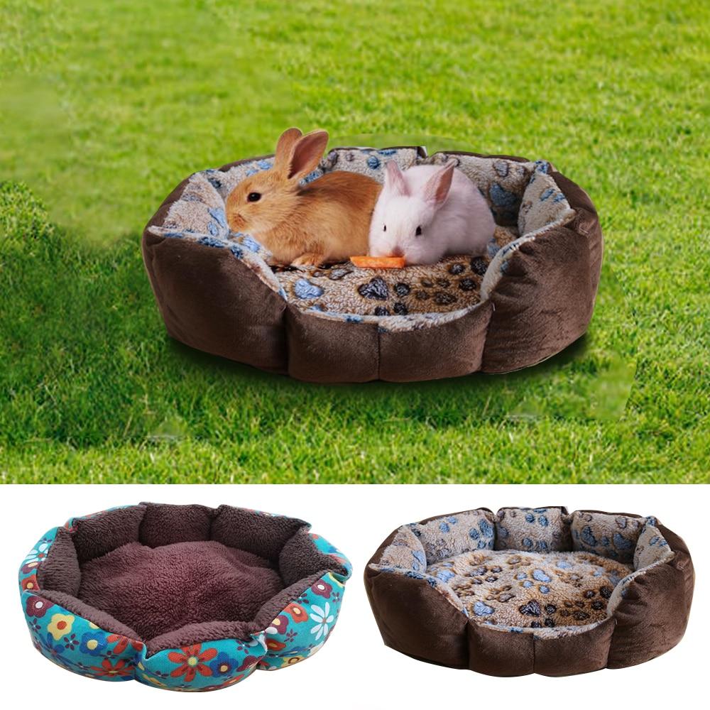 Домашние животные кровать питомник Водонепроницаемая кровать для животных моющийся щенок котенок спальный дом мягкие коврики для маленьких средних и больших кошек