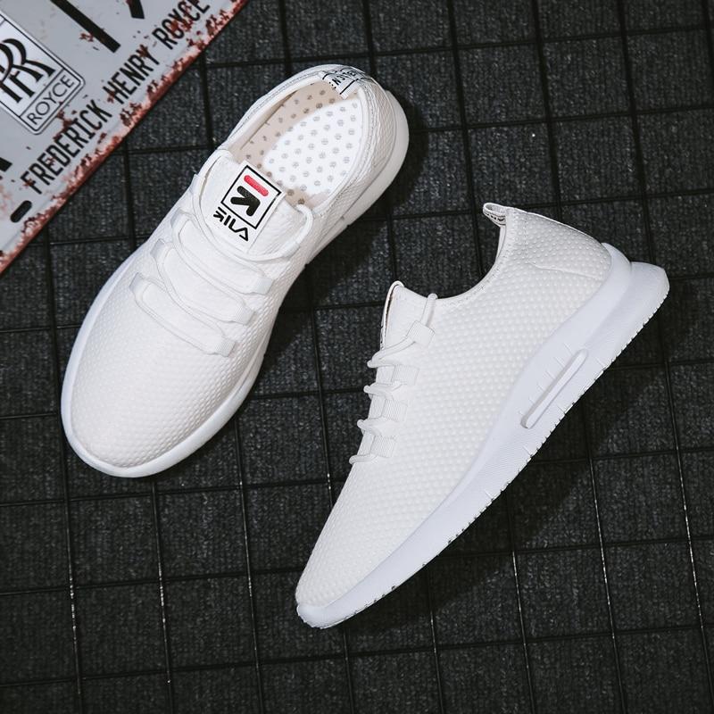 Shoes Men Sneakers Breathable Casual Shoes No-slip 2020 Male Air Mesh Lace Up Women Shoes Tenis Masculino Wholesale Sport Shoes