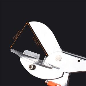 Image 5 - Onnfang 45 180 Grad Multi Winkel Gehrung Abstellgleis Draht PVC/PE Kunststoff Rohr Schlauch Kanal Cutter Scissor Cut hausarbeit Sanitär Werkzeug