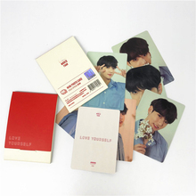 KPOP Bangtan boys Lomo Cards V Jk финальный альбом Сеульское поле тот же абзац СУГА сделанный бумажный плакат для фото карты HD Фотокарта